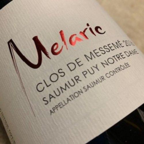 Domaine Melaric Clos de Messeme Saumur Puy Notre Dame magnum