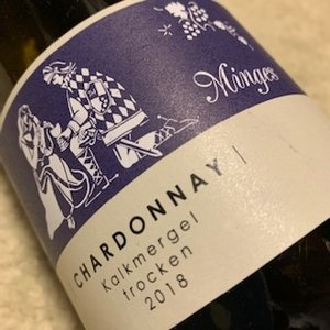 Weingut Theo Minges Chardonnay Kalkmergel
