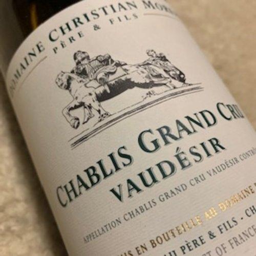 Domaine Christian Moreau Père & Fils Chablis Grand Cru Vaudesir