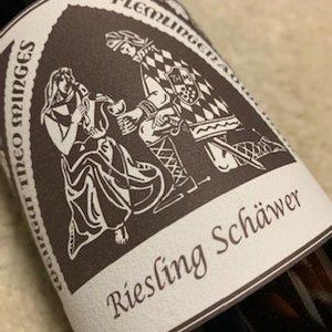 Weingut Theo Minges Burrweiler Schawer GG Riesling