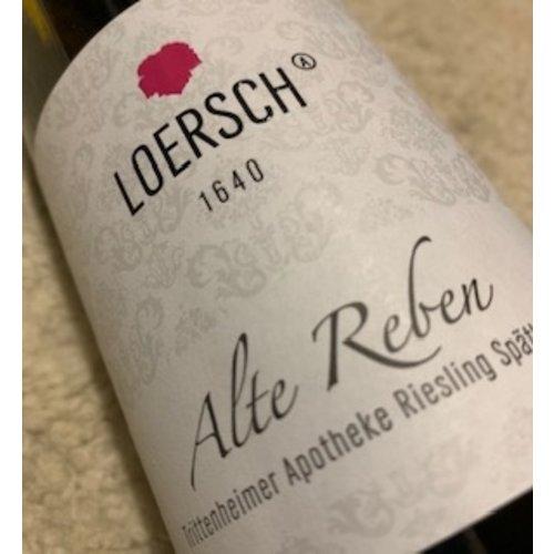 Weingut Loersch Alte Reben Spatlese