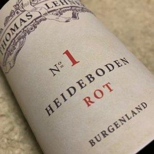 Thomas Lehner Heideboden Rot No.1