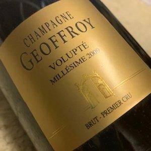 Champagne Geoffroy Volupte 1er Cru