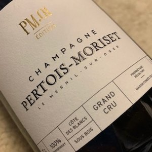Champagne Pertois Moriset PM. 01 Edition Grand Cru