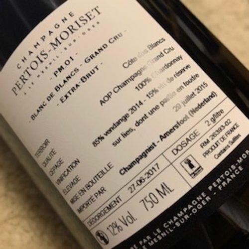 Champagne Pertois-Moriset PM. 01 Edition Grand Cru