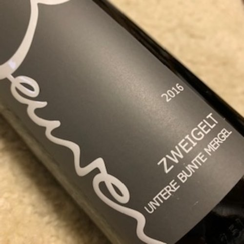 Weingut Beurer Zweigelt Untere Bunte Mergel