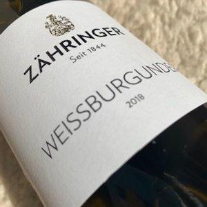 Weingut Zahringer Weissburgunder Trocken