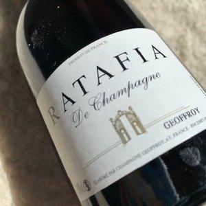 Champagne Geoffroy Ratafia