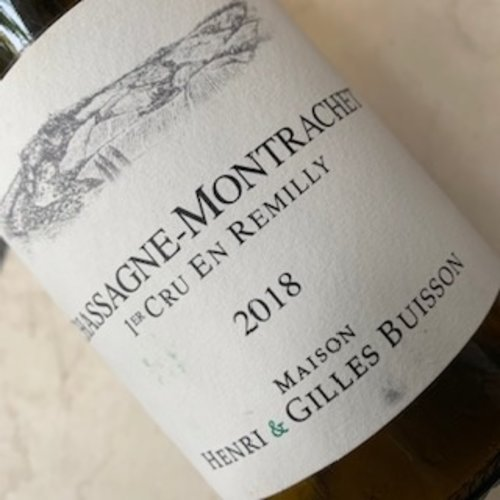 Domaine Henri & Gilles Buisson Chassagne Montrachet 1er Cru En Remilly