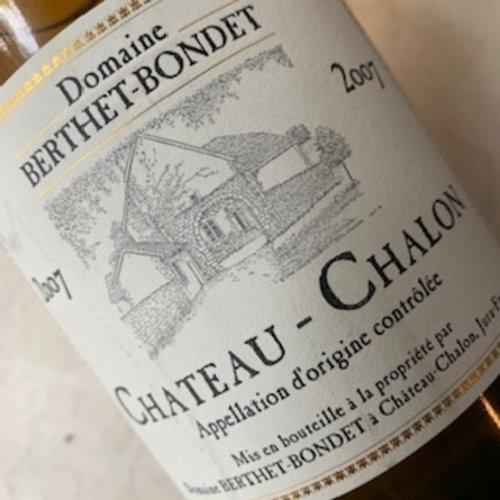 Domaine Berthet-Bondet Chateau-Chalon