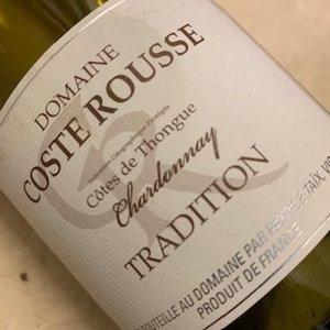 Domaine Coste Rousse Chardonnay