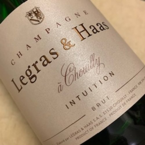 Champagne Legras & Haas Intuition