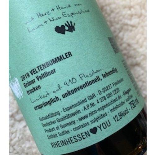 Weingut Espenhof / Nico Espenschied Veltenbummler Gruner Veltliner trocken