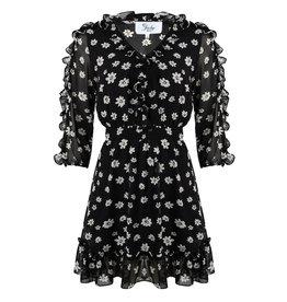 Jacky Luxury Jacky Luxury Dress Daisy Print