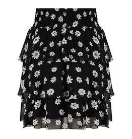 Jacky Luxury Jacky Luxury Skirt Daisy Print