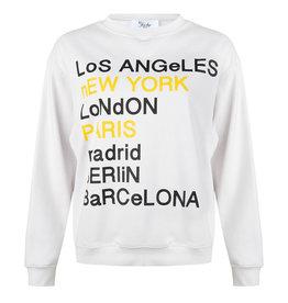 Jacky Luxury Jacky Luxury Sweater Artwork