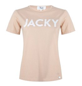 Jacky Luxury Jacky Luxury T-Shirt Powder