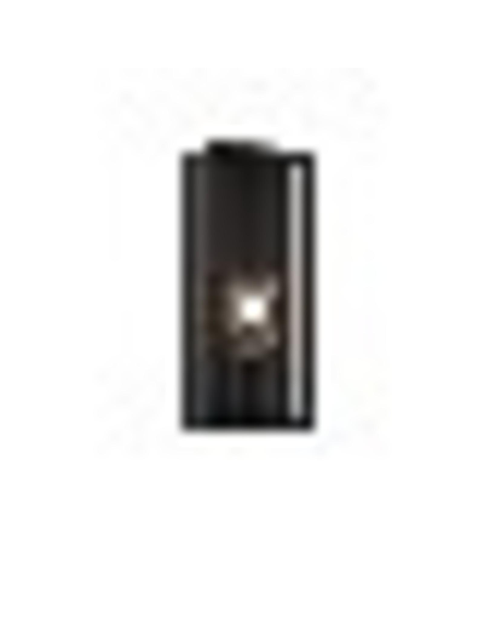 psm lighting Wandopbouw A60 E27 60W 230V inox 316 2x beh.