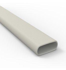 renson EASYFLEX flexibel plat ovaal kanaal - ! 15m ! - 140x60