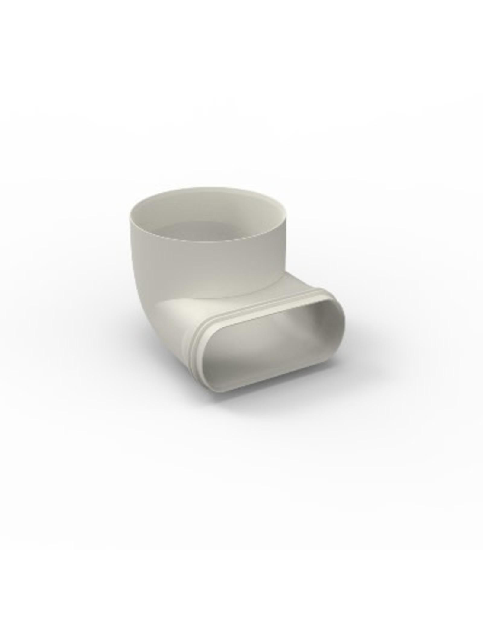 renson EASYFLEX ventielaansluiting - diameter 125mm