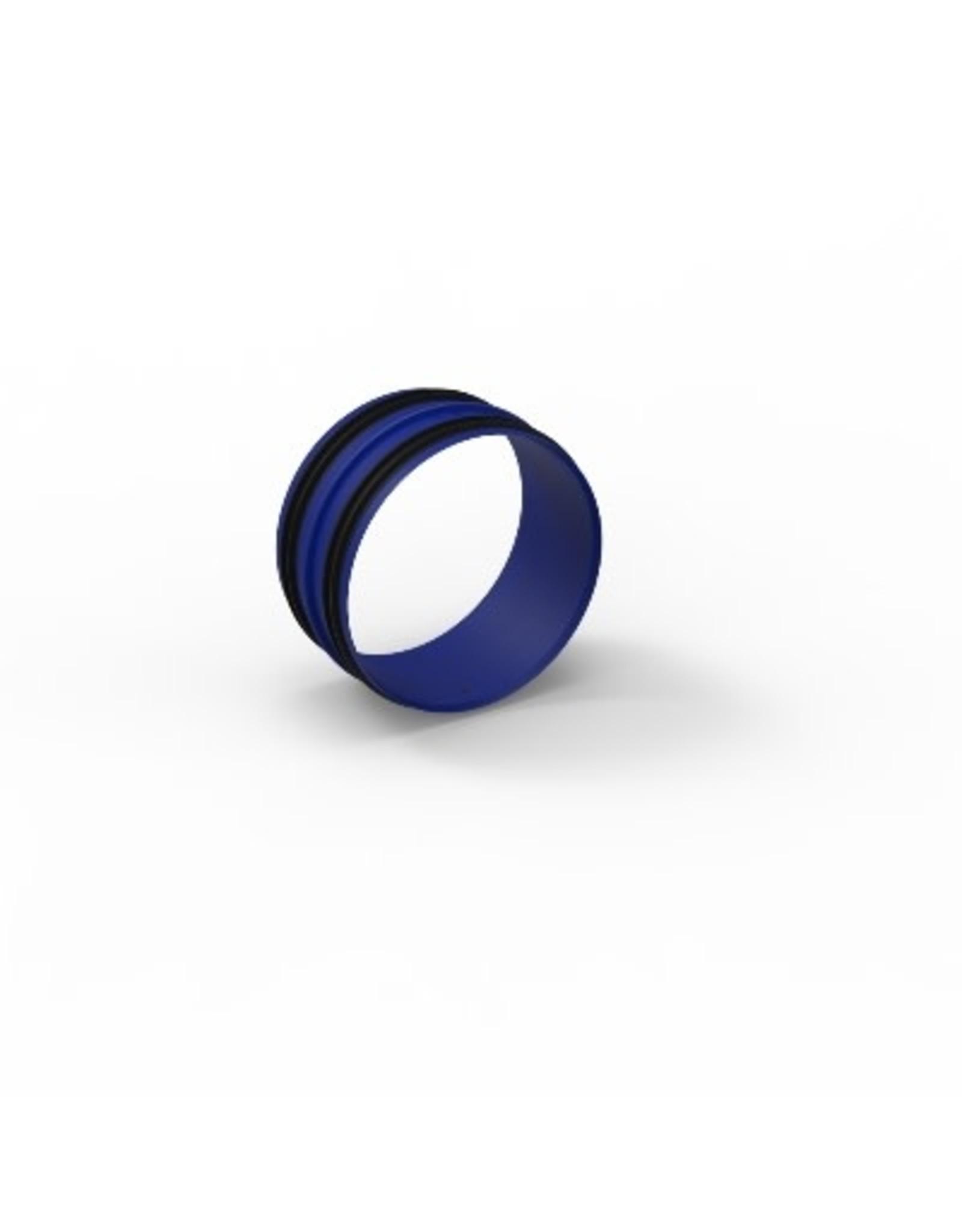 renson EASYFLEX koppelstuk met rubbers - diameter 125mm