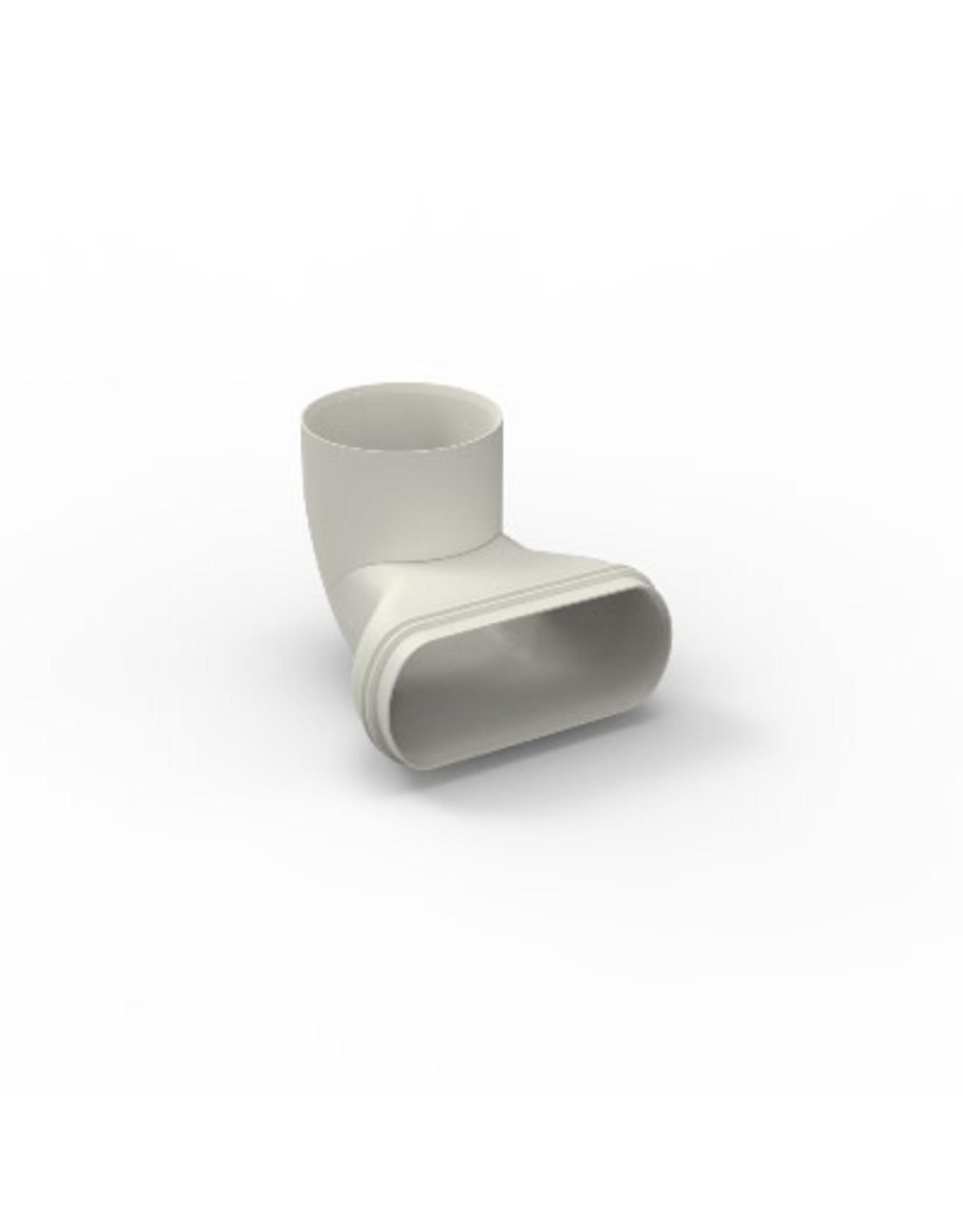 renson EASYFLEX ventielaansluiting - diameter 80mm