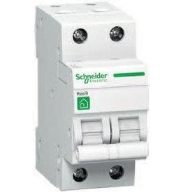 SCHNEIDER RESI9 automaat 2P 20A C 3kA