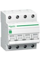 SCHNEIDER RESI9 automaat 4P 20A C 3kA