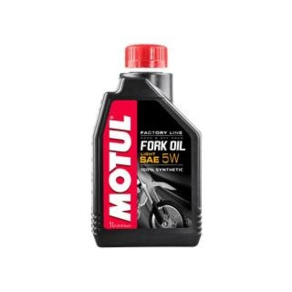 Motul MOTUL Voorvorkolie Factory Line 5W 100% Synthetisch 1L
