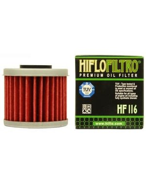 Hiflo HIFLO Oliefilter HF 116