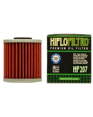Hiflo HIFLO Oliefilter HF 207