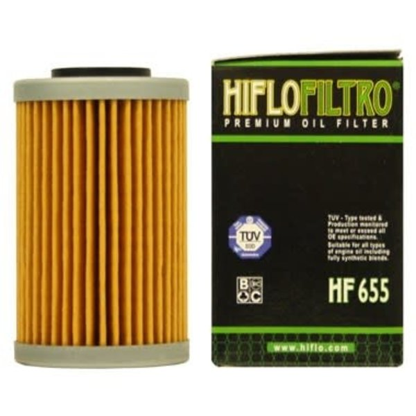 Hiflo HIFLO Oliefilter HF 655
