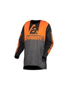 Answer ANSWER Trinity Voyd Jersey Charcoal/Hyper Orange/Black