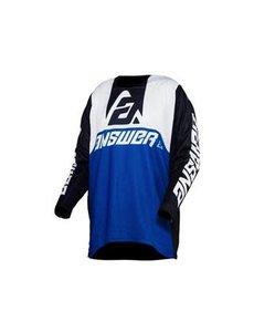 Answer ANSWER Trinity Voyd Jersey Reflex/Black/White