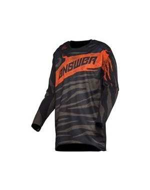 Answer ANSWER Elite Jersey Black/Canteen
