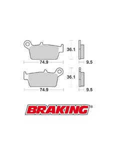 Braking Braking remblokken CM44 CR 500