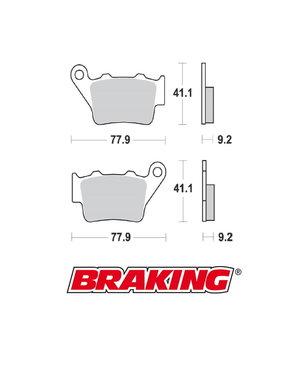 Braking Braking remblokken CM44 KTM 1999