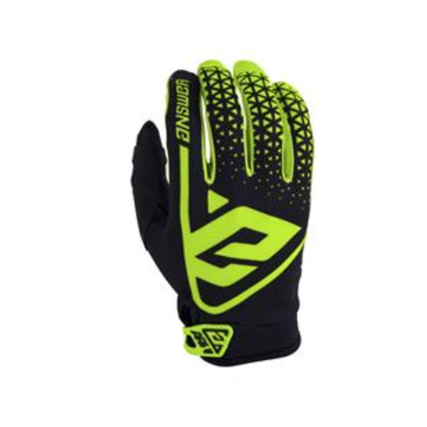 Answer ANSWER Handschoenen AR1 Junior Hyper Acid/Black - Maat Jeugd S