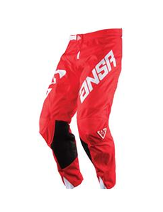 Answer ANSWER Broek Elite Solid Red - Maat 30