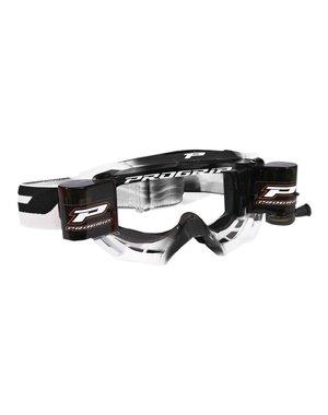 Progrip Progrip 3200 Venom Racerpack XL Goggle - Black