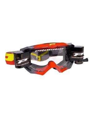 Progrip Progrip 3200 Venom Racerpack XL Goggle - Red/Grey