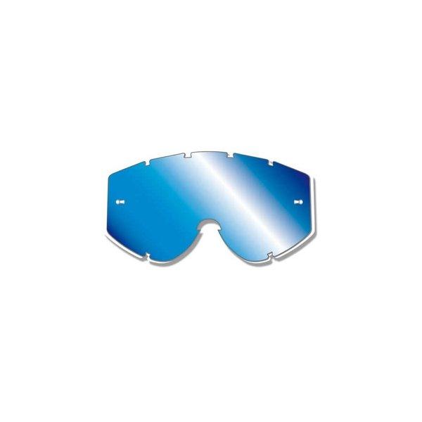Progrip Progrip Tear off Lens - Mirror Blue