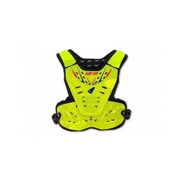 Ufo UFO Reactor 2 Evolution Chest Protector Neon Yellow