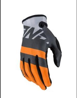 Answer ANSWER AR1 Voyd Junior Handschoenen Charcoal/Orange/Gray maat Jeugd L