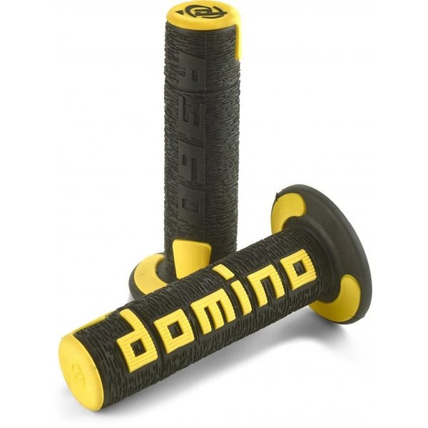 Domino DOMINO GRIP CROSS A360 BL/YELLOW