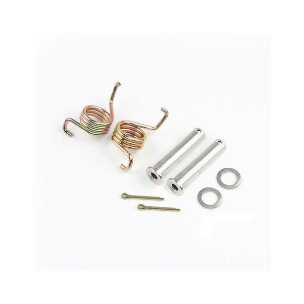 DRC FOOTPEGS SPRING/PIN SET CRF 250/450R-CR125