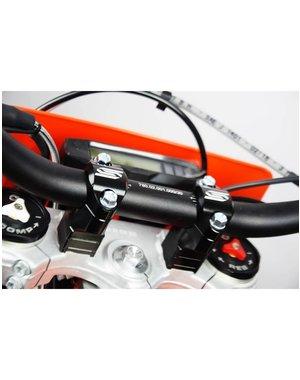 Scar BAR MOUNTS 28.6MM FOR OEM TRIPLE CLAMPS KTM