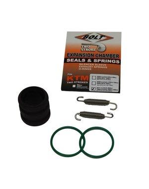 Bolt BOLT Exhaust Hardware Kit KTM SX105-150