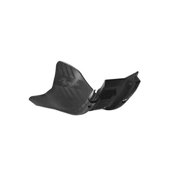 Rtech ENGINE GUARDS PLASTIC KTM / HSQ BLACK SX250 17-20