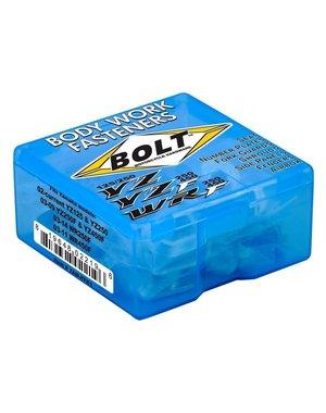 Bolt Plastics Fastening Kit Stainless Steel Yamaha YZF